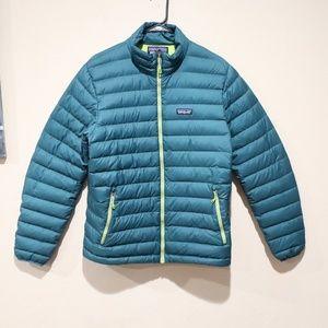 Patagonia Men's Down Sweater Jacket sz Medium